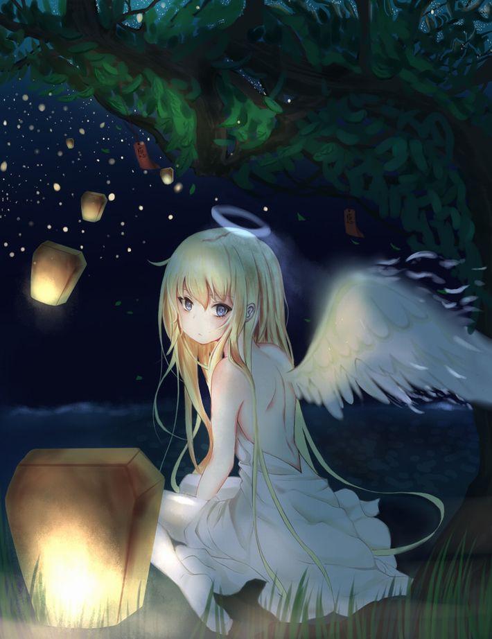 【私ハリフキダシ見ると】天使の二次エロ画像【死んでしまいます】【24】