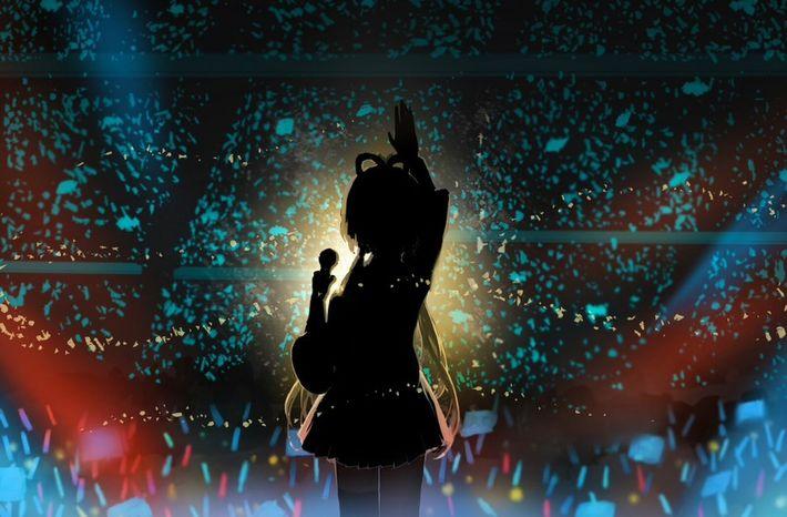【イェェーイ】ライブ真っ最中なアイドル達の二次エロ画像【オタ芸オタ芸】【3】