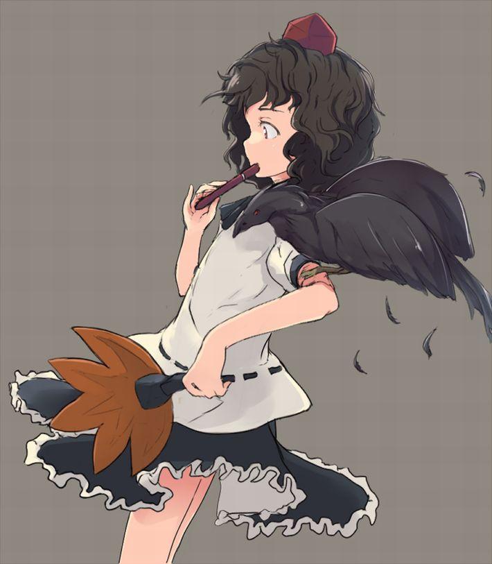 【天然パーマ】アホ毛が立ちまくってる女の子の二次エロ画像【くせっ毛】【15】