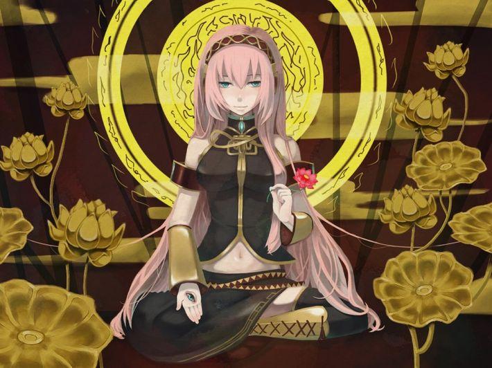【私は神だ】女神様っぽい女の子達の二次エロ画像【知りたいことなんでも教えよう】【8】