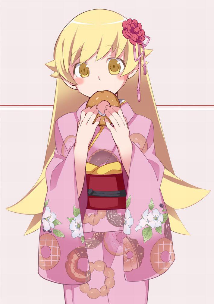 【ミスド】ドーナツ食べてる女の子の二次画像【ダンキン】【25】
