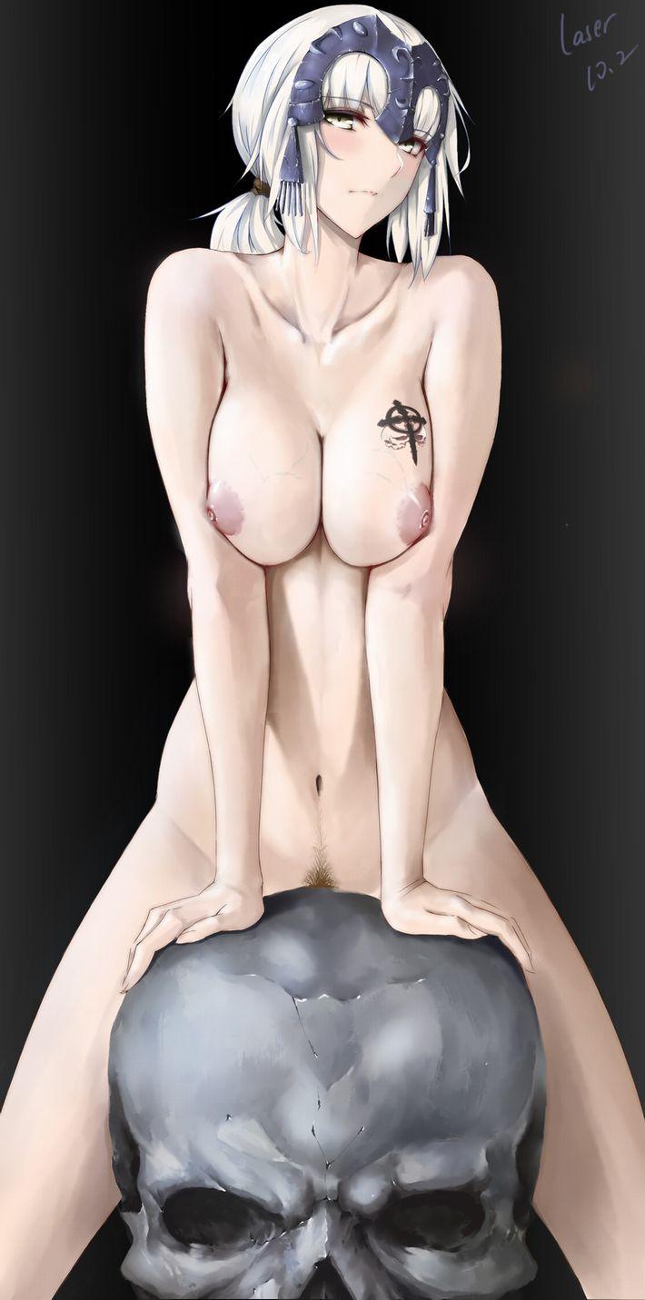 【風俗でたまに遭遇する光景】全裸にタトゥーの二次エロ画像【23】