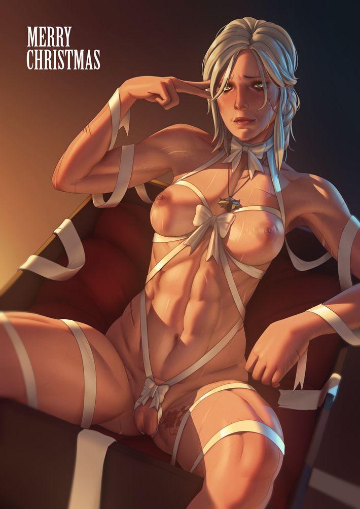 【風俗でたまに遭遇する光景】全裸にタトゥーの二次エロ画像【34】