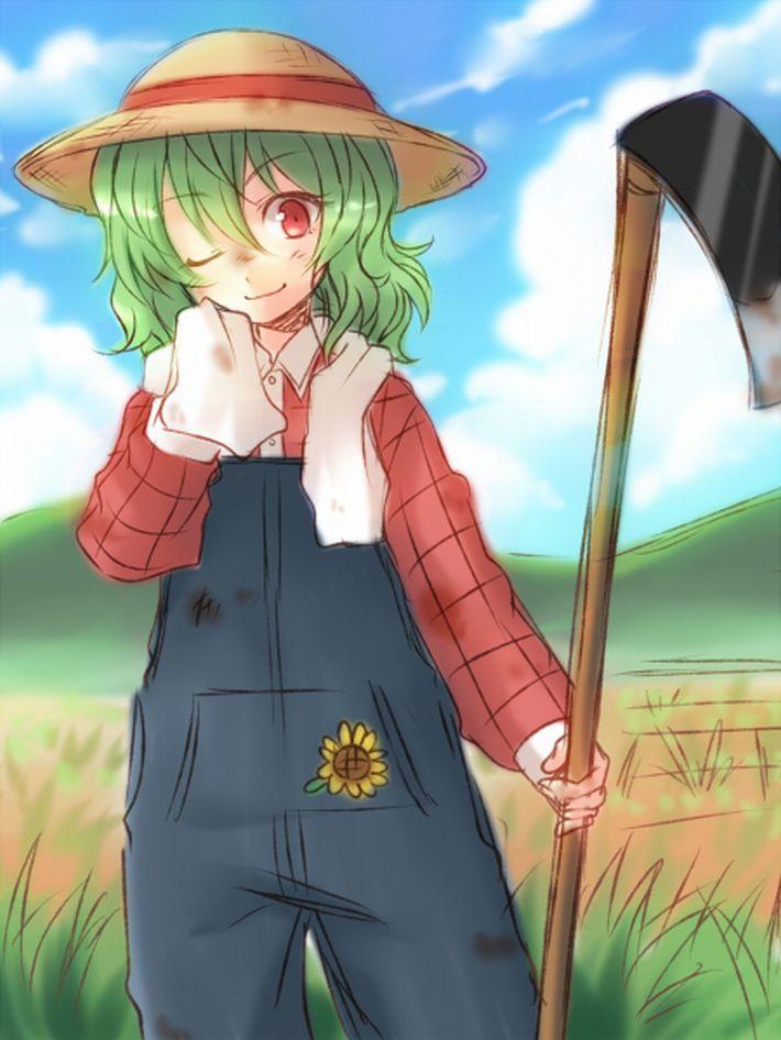【課外授業】農作業に従事する女子達の二次エロ画像【29】