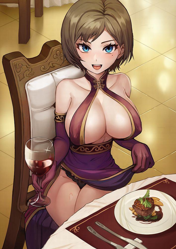 【肉欲】ステーキを頬張る女子達の二次画像【12】