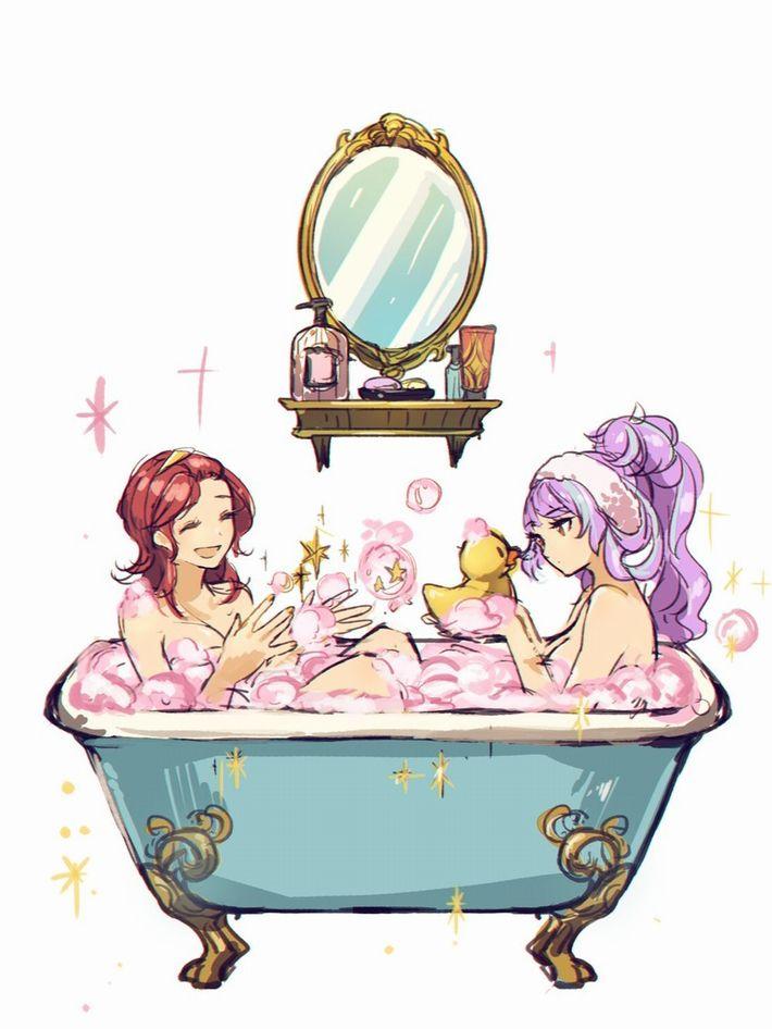 【自宅編】アヒルのおもちゃとお風呂の二次エロ画像【30】