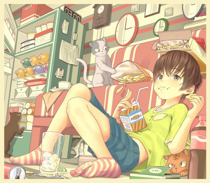 【あらかわいい】鳩時計と美少女の二次画像【いやよくみたらクソむかつく】【1】