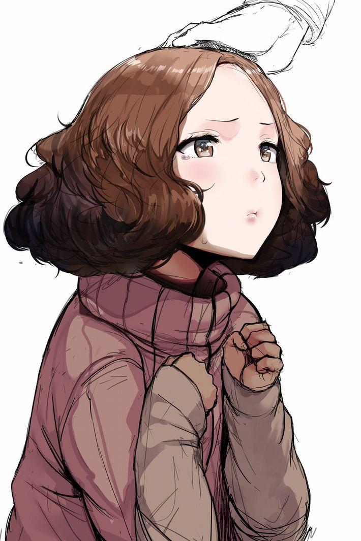【P5】奥村春(おくむらはる)のエロ画像【ペルソナ5】【16】