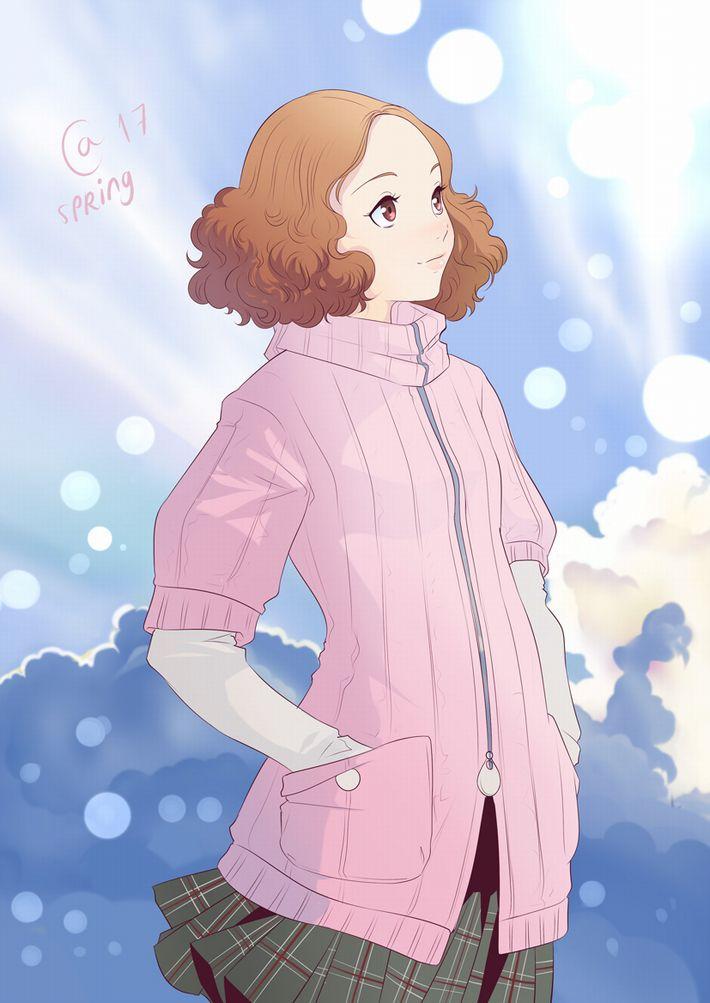 【P5】奥村春(おくむらはる)のエロ画像【ペルソナ5】【26】
