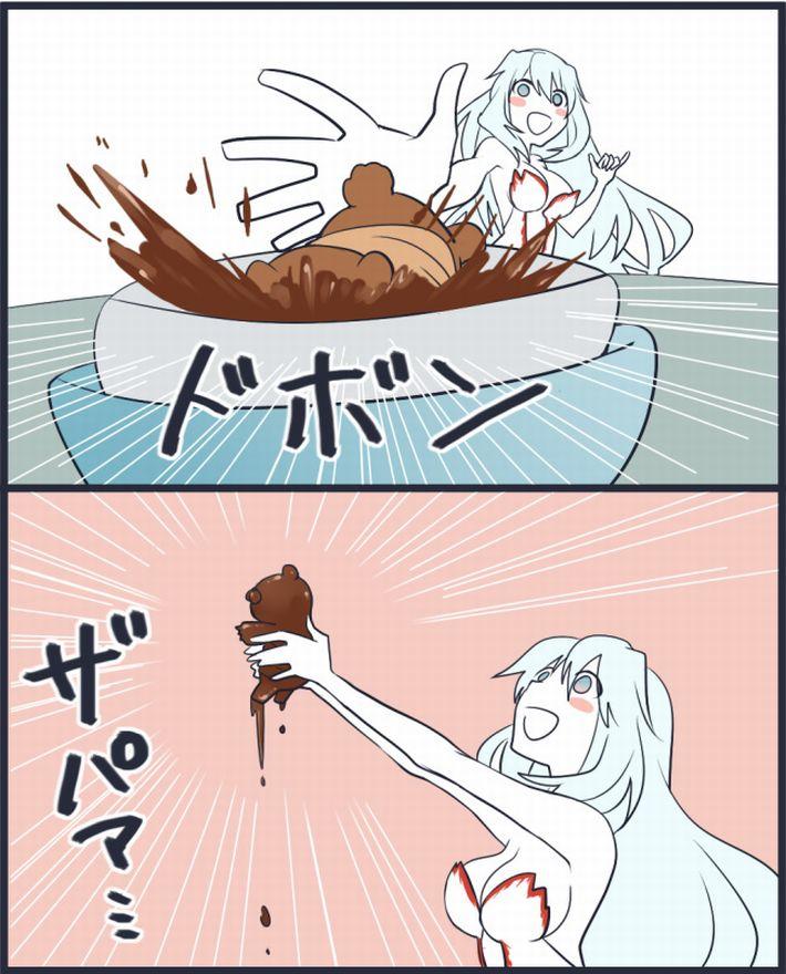【手洗った?】バレンタインに料理を普段全くしない子がチョコレートを作ってる二次画像【17】