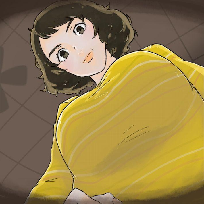 【P5】川上貞代(かわかみさだよ)のエロ画像【ペルソナ5】【28】