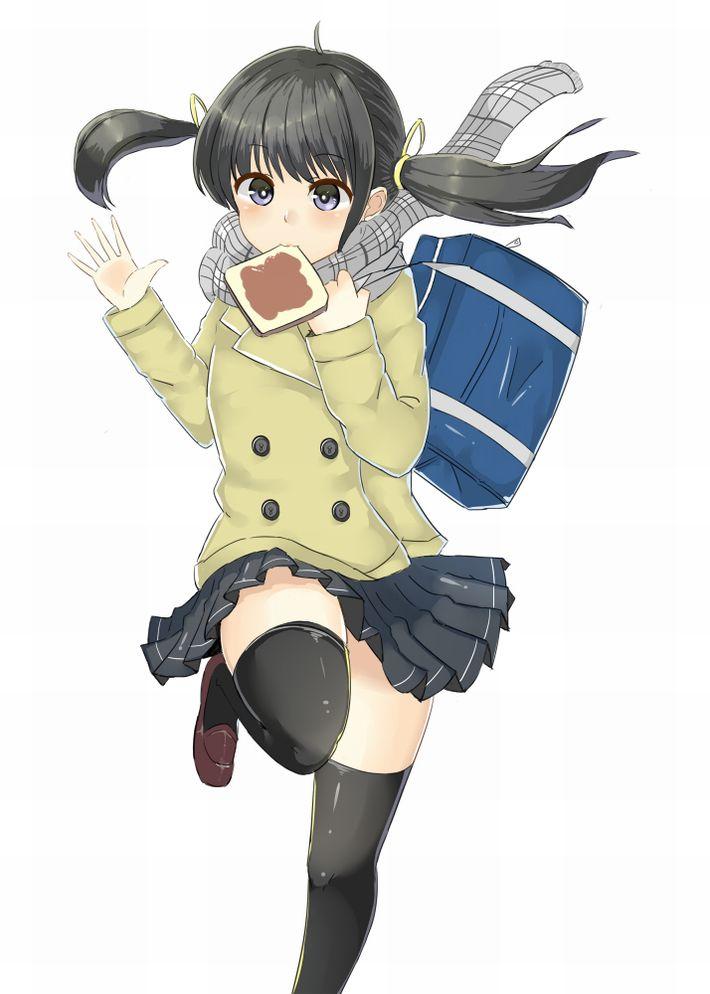 【もはや古典】食パン咥えてる美少女の二次画像【15】