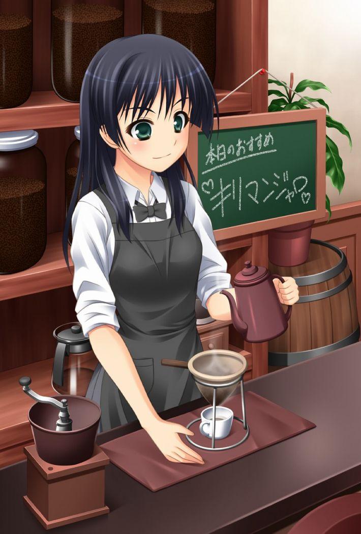 【西海岸で飲む】意識高そうなカフェでコーヒーを楽しむ女子達の二次画像【いつもの味】【26】