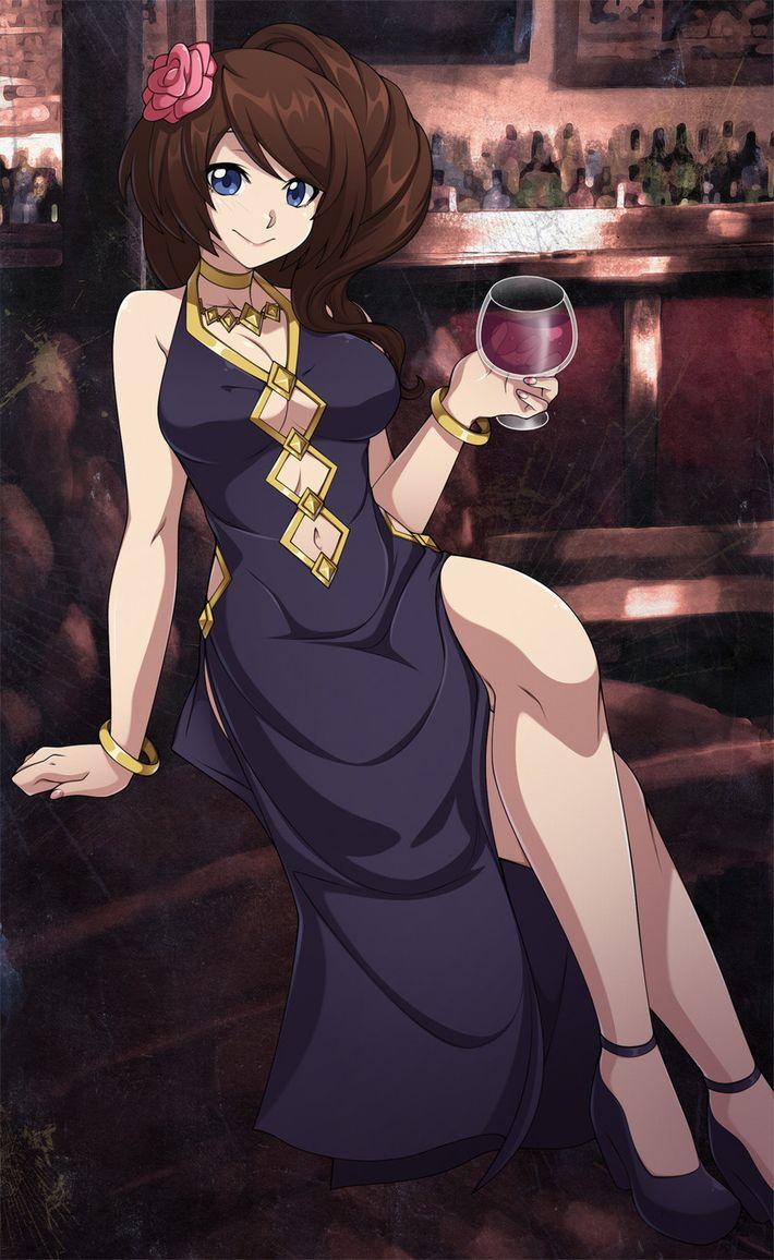 【今年も最高のデキだってさ】ワインを楽しむオトナ系女子達の二次画像【27】