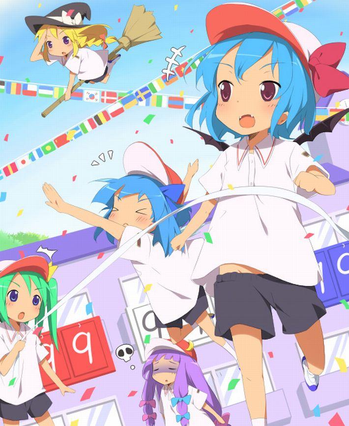 【国旗当てゲーム!】運動会と言えば万国旗だよなぁ!?って二次エロ画像【パラグアイ!】【26】