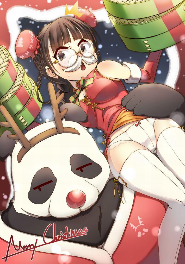【あっパンダだ!!】2月22日はネコの日なので・・・大熊猫ことパンダと美少女の二次画像【カワイイーッ】【27】