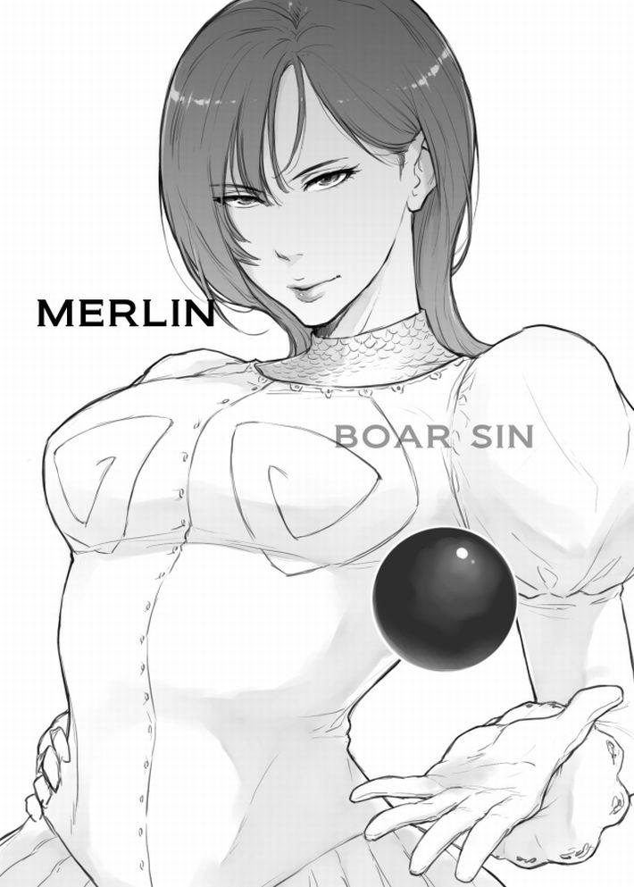 【七つの大罪】マーリンのエロ画像【15】