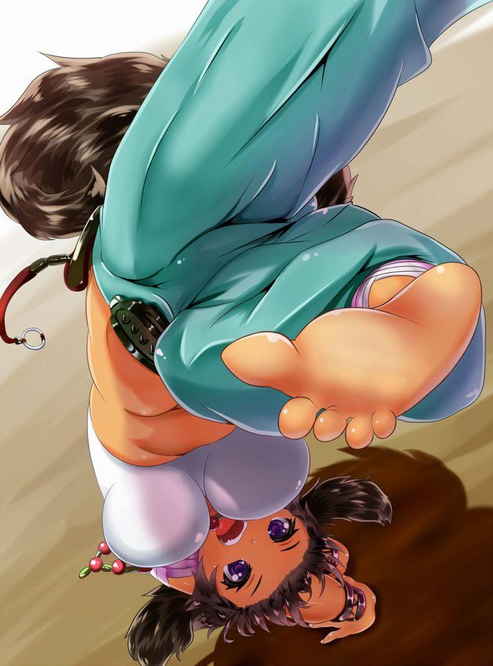 【ご当地三点倒立】逆立ちしてる二次エロ画像【ヨイショーッ!!!】【17】