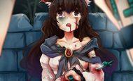 【痛そう】身体に刃物が刺さってる女の子達の二次リョナ画像