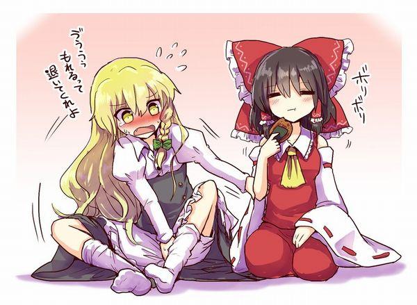 【MajiでNyouする5秒前】オシッコ必至に我慢してる女子達の二次エロ画像【29】