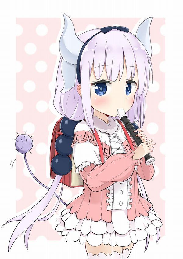 【フェラの隠語じゃないよ?】笛を吹いてる女の子達の二次エロ画像【11】