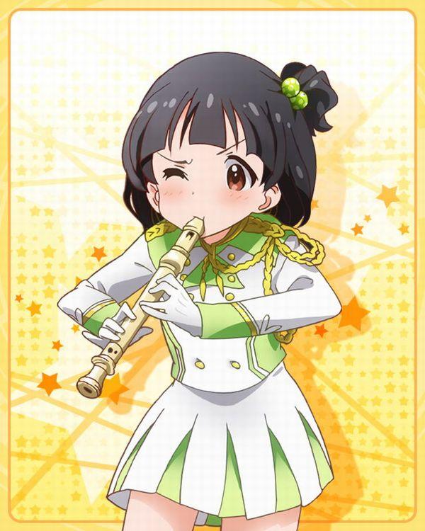 【フェラの隠語じゃないよ?】笛を吹いてる女の子達の二次エロ画像【24】