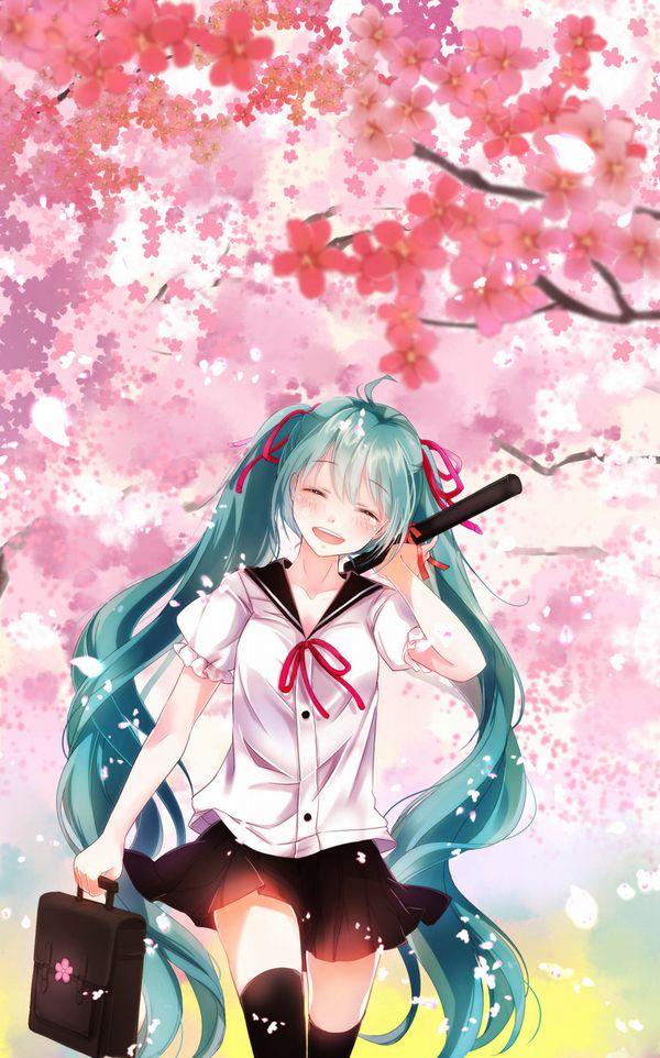 【雨や風寒さに負けず】卒業式と制服美少女の二次エロ画像【あの木は強く育つだろう】【17】
