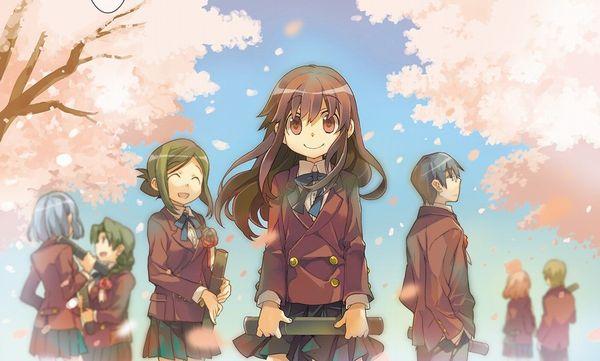 【雨や風寒さに負けず】卒業式と制服美少女の二次エロ画像【あの木は強く育つだろう】【29】