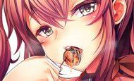 【ハフハフ】たこ焼き食べてる女の子の二次画像