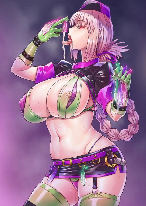 【大量大量!】精液入りコンドームを大量に持ってる女子の二次エロ画像【2】