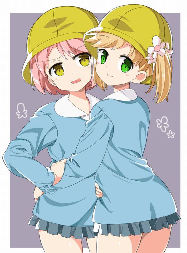 【お似合いですね】幼稚園児の服を着たちっぱい少女達の二次エロ画像【28】