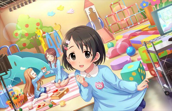 【お似合いですね】幼稚園児の服を着たちっぱい少女達の二次エロ画像【38】