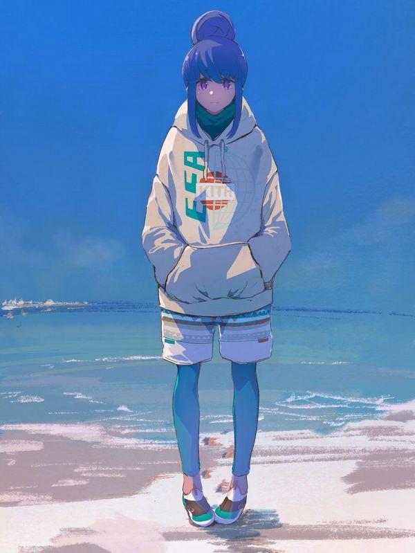 【ゆるキャン△】志摩リン(しまりん)のエロ画像【45】