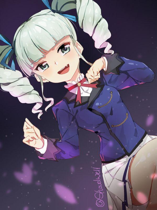 【アイカツ!】藤堂ユリカ(とうどうゆりか)のエロ画像【7】