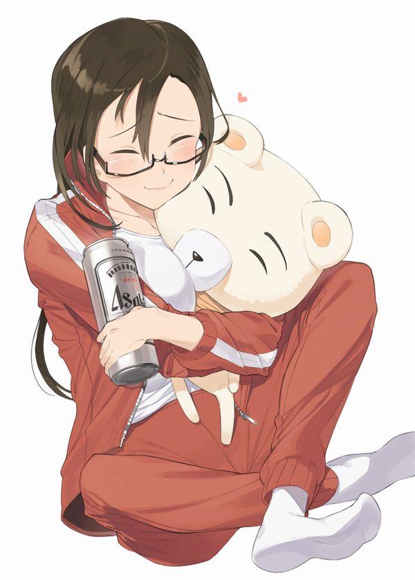 【エサヒィ~】缶ビール飲んでる女の子の二次エロ画像【スープゥードゥラァァァ~~イィ】【10】