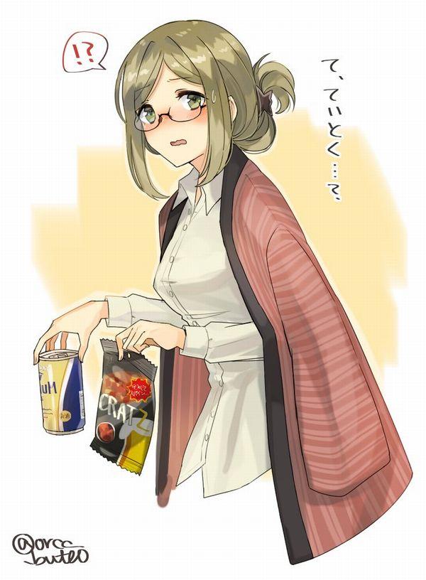 【エサヒィ~】缶ビール飲んでる女の子の二次エロ画像【スープゥードゥラァァァ~~イィ】【36】