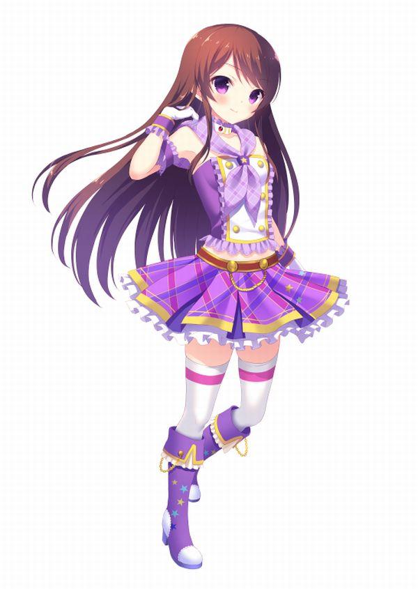 【アイカツ!】紫吹蘭(しぶきらん)のエロ画像【21】