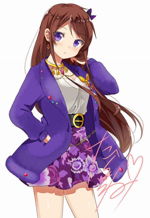 【アイカツ!】紫吹蘭(しぶきらん)のエロ画像【47】