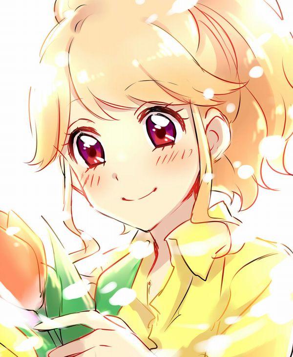 【アイカツ!】夏樹みくる(なつきみくる)&神谷しおん(かみやしおん)のエロ画像【15】