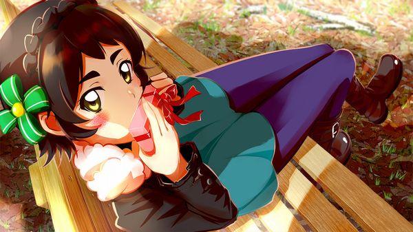 【アイカツ!】夏樹みくる(なつきみくる)&神谷しおん(かみやしおん)のエロ画像【43】