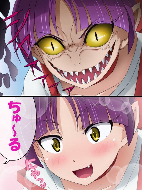 【ゲゲゲの鬼太郎6期】猫娘(ねこむすめ)のエロ画像【75】