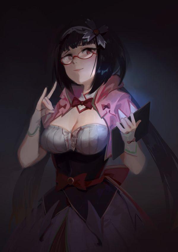 【Fate/GrandOrder】刑部姫(おさかべひめ)のエロ画像【49】