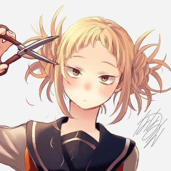 【切りすぎ注意】前髪等のセルフカットに挑戦する女子達の二次画像【22】