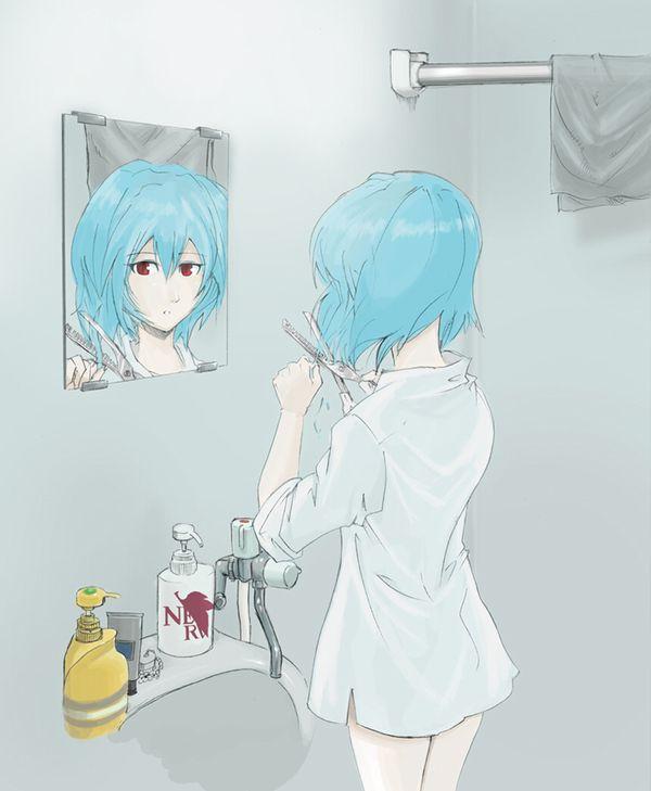 【切りすぎ注意】前髪等のセルフカットに挑戦する女子達の二次画像【31】