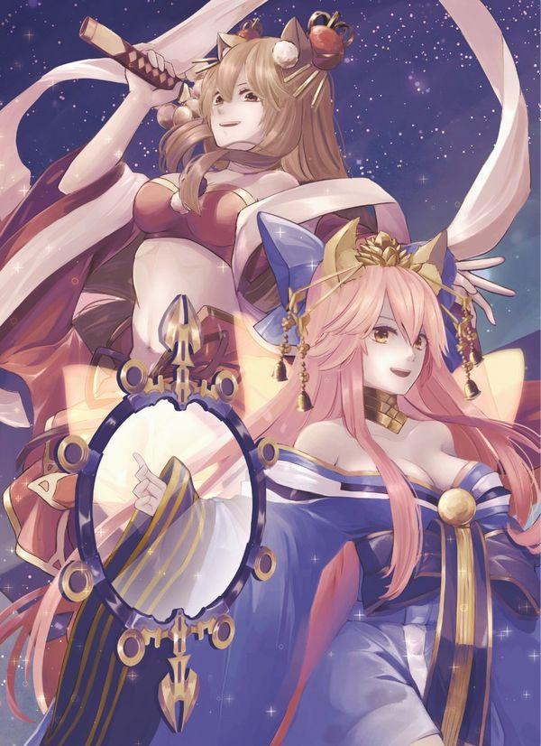 【Fate/GrandOrder】JKセイバーこと鈴鹿御前(すずかごぜん)のエロ画像【29】