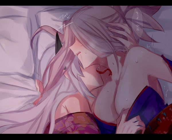 【Fate/GrandOrder】宮本武蔵(みやもとむさし)のエロ画像【20】