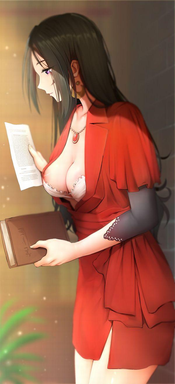 【ハリウッドスターにありがち】洋服から乳輪ハミ出してる二次エロ画像【11】