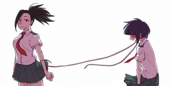 【僕のヒーローアカデミア】耳郎響香(じろうきょうか)のエロ画像【ヒロアカ】【39】
