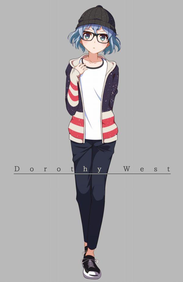 【プリパラ】ドロシー・ウェストのエロ画像【47】