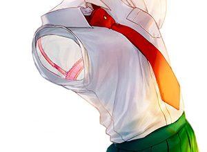 【僕のヒーローアカデミア】葉隠透(はがくれとおる)のエロ画像【ヒロアカ】